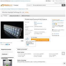Portable lampe fluorescente led d'urgence-Eclairage d'urgences-Id du produit:1163583547-french.alibaba.com