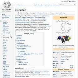 Fluoxétine