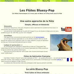 Flûte Bluesy-Pop.