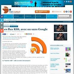 Les flux RSS, avec ou sans Google