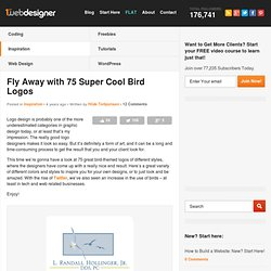 Fly Away with 75 Super Cool Bird Logos