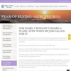 Fear Of Flying (Aerophobia) in North Shore, Sydney