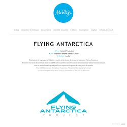 FLYING ANTARCTICA - MentysDesign