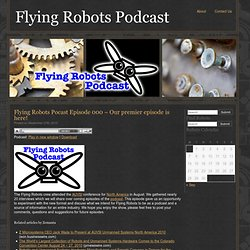 Flying Robots Podcast