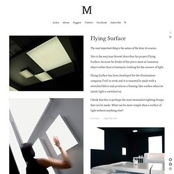 Flying Surface