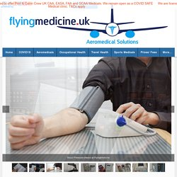 FAA Medicals - Flyingmedicine Ltd