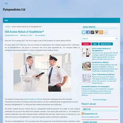 EASA Aviation Medicals at FlyingMedicine™