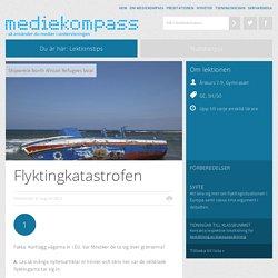 Flyktingkatastrofen - Mediekompass