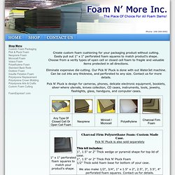 Foam N' More & Upholstery
