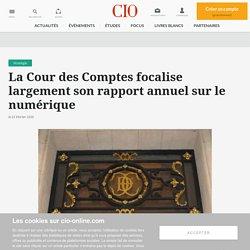 Béatrice - La transformation numérique au coeur du rapport annuel de la Cour des comptes