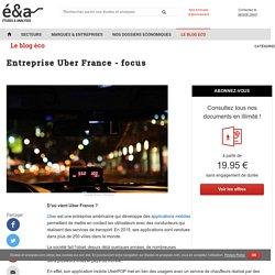 Focus sur l'entreprise Uber France