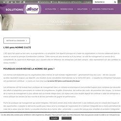 Focus ISO 9001