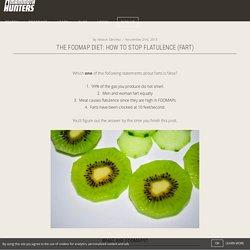 La dieta Fodmap, o cómo evitar los gases intestinales - El Blog de Mammoth Hunters