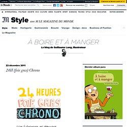 24H (foie gras) Chrono