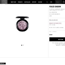 MAC Cosmetics - Official Site