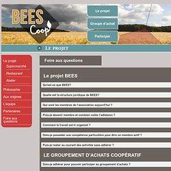 Foire aux questions « Bees Coop