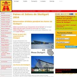 Foires et Salons de Stuttgart 2014