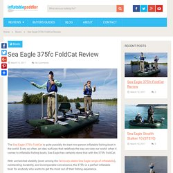 Sea Eagle 375fc FoldCat Review