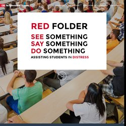 Red Folder - The California State University
