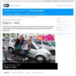 Auto - Deutschlandlabor - Folge 9 DW