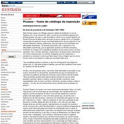 Folha Online - Especial - 2004 - Picasso