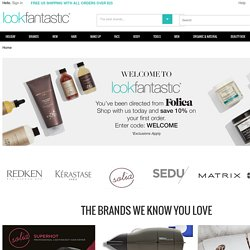 Folica.com - It's All About the Hair!