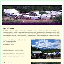 Folk Art Festival -