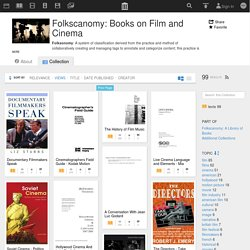 Folkscanomy: Books on Film and Cinema : Free Texts : Download & Streaming