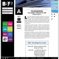 Olivier Le Deuff Folksonomies - les usagers indexent le web