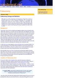 vanderwal.net