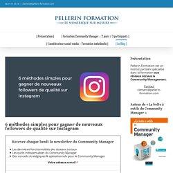 6 méthodes simples pour gagner de nouveaux followers de qualité sur Instagram