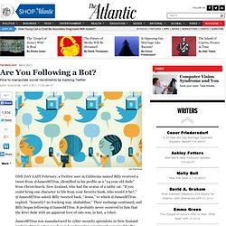 Are You Following a Bot? - Magazine