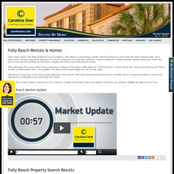 Folly Beach Homes, Folly Beach Rental, Carolina Real Estate