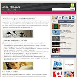 10 tareas TIC para fomentar la lectura