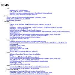 FOMS (Focus on Medical Sciences)