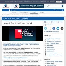 Devenir fonctionnaire territorial - Fusion des sites ANPE et ASSEDIC