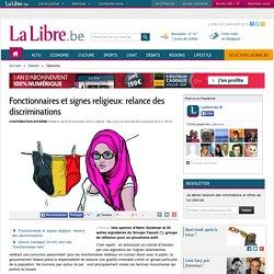 Fonctionnaires et signes religieux: relance des discriminations