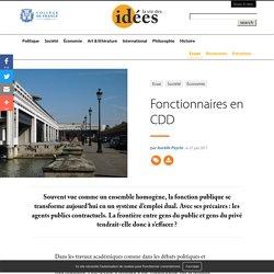 Fonctionnaires en CDD