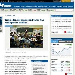 Trop de fonctionnaires en France ? La vérité par les chiffres