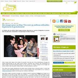 Getty Image : une nouvelle fonctionnalité pour intégrer gratuitement des photos sur les sites web