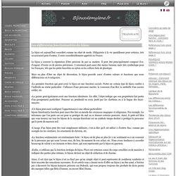 Les différentes fonctionnalités du bijou - www.bijouxdemylene.fr