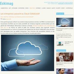 Quels sont les avantages et fonctionnalités du Cloud collaboratif ?