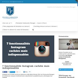 7 fonctionnalités Instagram cachées mais indispensables