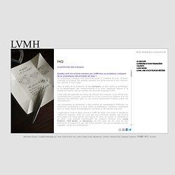 Fonctionnalités - FAQ - La protection des marques