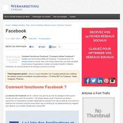 ▶ La Liste Complète des Fonctionnalités de Facebook