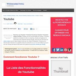 ▶ La Liste des 20 Fonctionnalités de Youtube [Guide Complet]