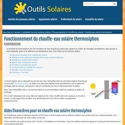 Nergie solaire application et apprentisage pearltrees - Comment fonctionne un chauffe eau solaire ...