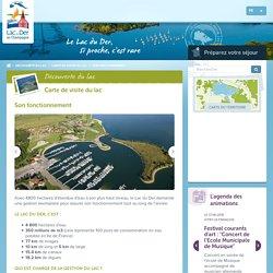 Fonctionnement du Lac du Der : une étendue d'eau unique en région Champagne - Lac du Der