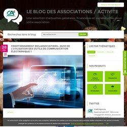 Fonctionnement des associations : quid de l'utilisation des outils de communication électronique ? - Crédit Agricole