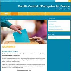 Comité Central d'Entreprise Air France